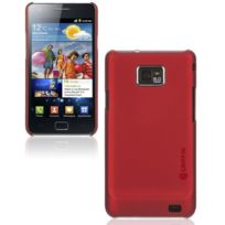 Griffin - Coque Gb03650 Rouge satiné Samsung Galaxy S Ii