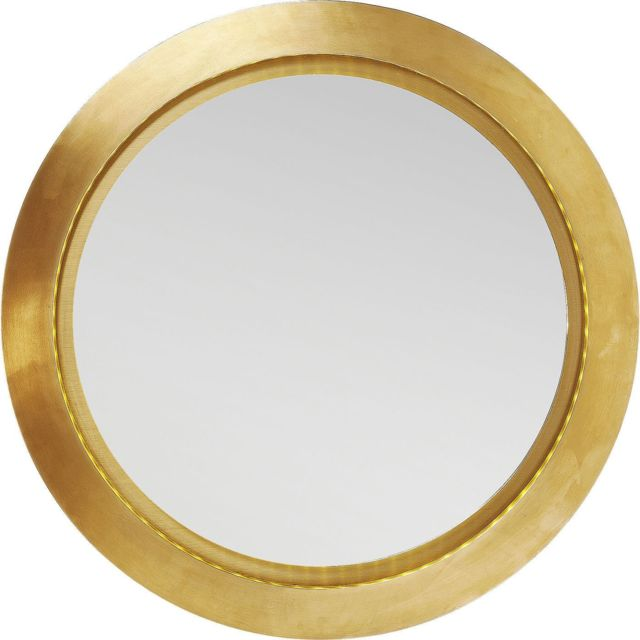 Karedesign Miroir Flash Led rond 60cm Kare Design