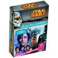Cartamundi - 22501577-cartes à jouer-star wars épisode iV-vI