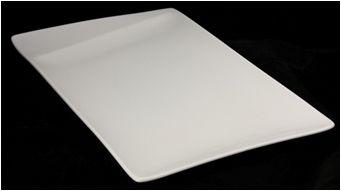Lebrun Assiette plate 23X14CM Cube