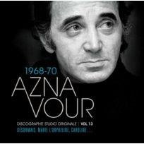 - Charles Aznavour - Discographie studio originale Vol. 13 : 1968-1970