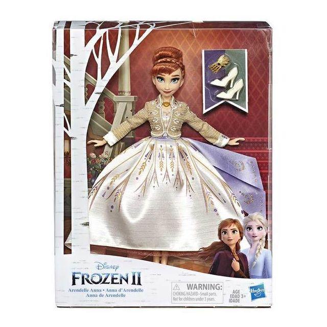 Hasbro Poupee Anna En Robe De Soiree Style Series La Reine Des Neiges 2 Pas Cher Achat Vente Poupees Mannequins Rueducommerce