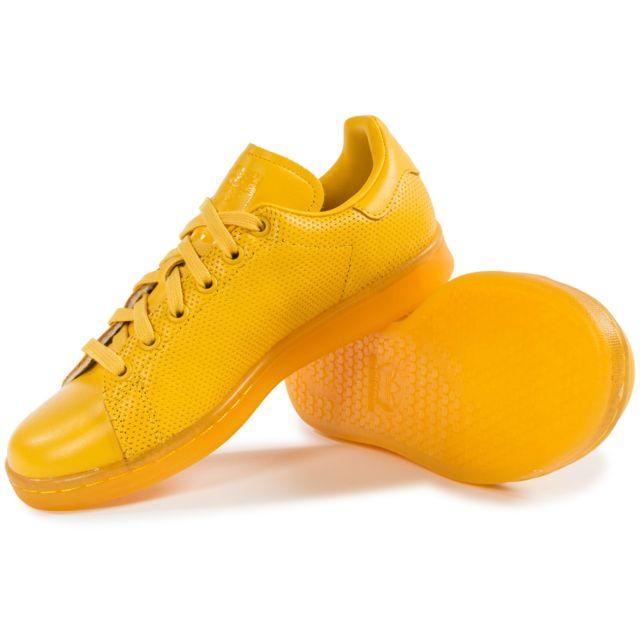 innovative design 9c53e ddc33 Adidas originals - Stan Smith Adicolor W Jaune