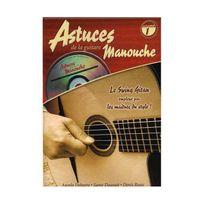 Coup De Pouce - Astuces de la Guitare Manouche Vol.1 Tab Cd