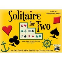 Eagle Games - Solitaire For 2