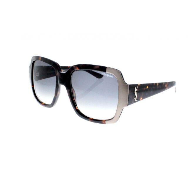 9a0051816d78ad Yves Saint Laurent - Ysl 6381 S 7EP - Lunettes de soleil homme - pas cher  Achat   Vente Lunettes Tendance - RueDuCommerce