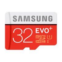 Samsung - Micro SDHC EVO Plus 32 Go + Adaptateur SD