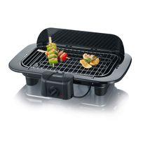 Severin - barbecue électrique posable 2300w - pg8526