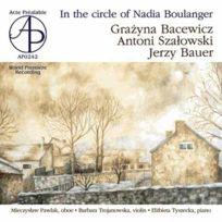 Acte Prealable - Antoni Szalowski   Grazyna Bacewicz - Sonates pour hautbois et piano
