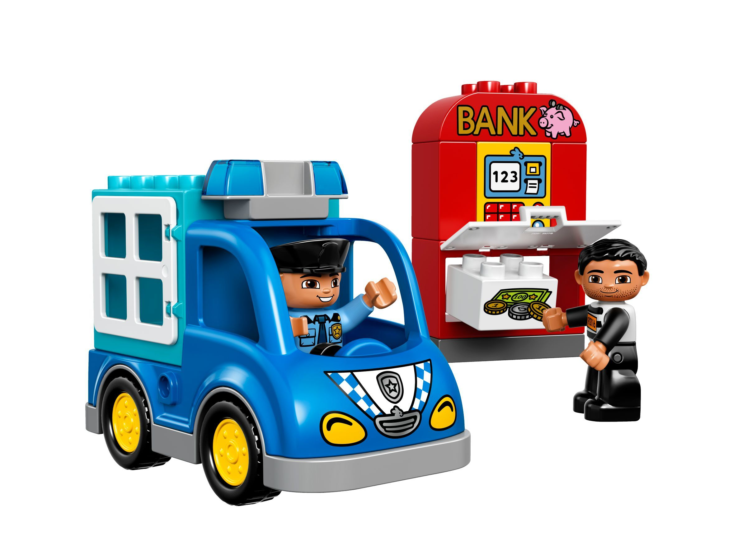 La patrouille de police - 10809