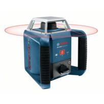 Bosch - Laser rotatif de portée 400m à mise à niveau automatique horizontale GRL 400 H 0601061800