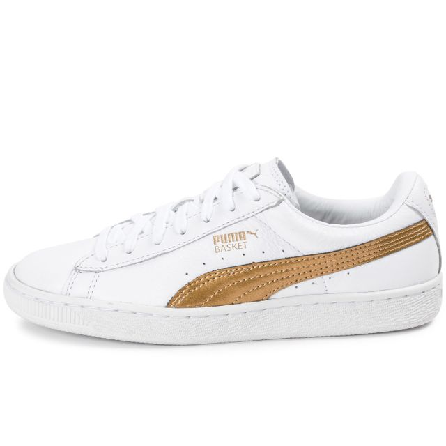 baskets puma or homme