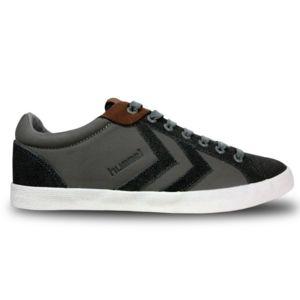 Hummel Chaussures Chaussure Deuce court premium Hummel soldes OS5zZcky