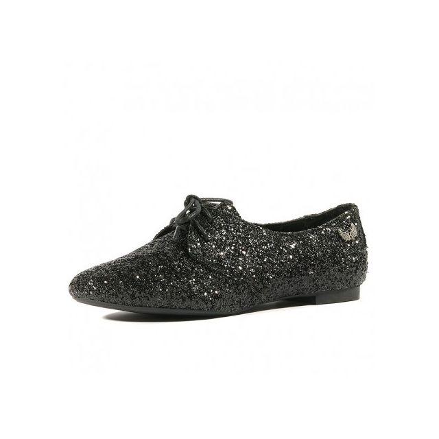 Chaussures Saluzo cher Noir Femme Achat Vente pas 5 Kaporal TPtABB