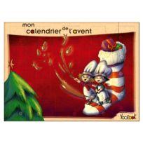 YooCook - Moule à chocolats de Noël+ Calendrier de l'Avent