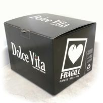 DOLCE VITA - pack de 80 capsules de café compatible dolce gusto 60% arabica - capsule dg gran crema x80