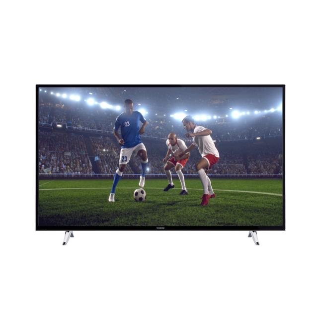 techwood tv led 55 39 39 139 cm tk55duhd2017 pas cher achat vente tv led de 50 39 39 55. Black Bedroom Furniture Sets. Home Design Ideas