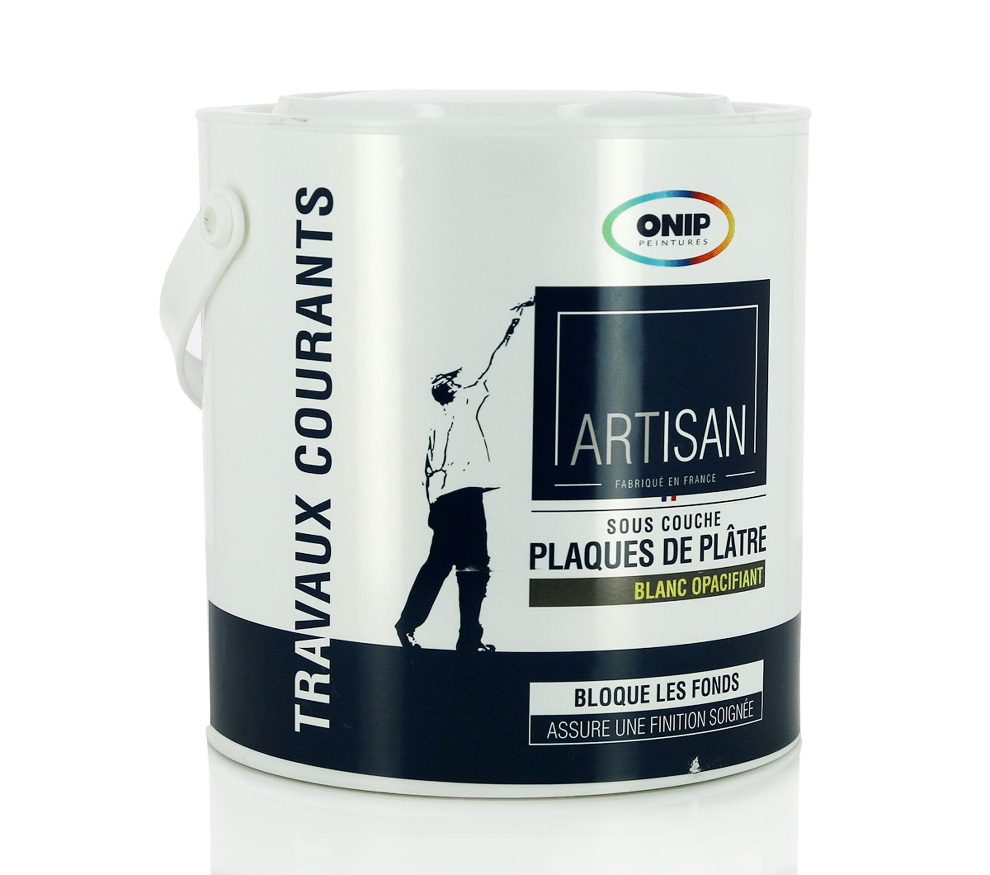 pot de peinture de 25l
