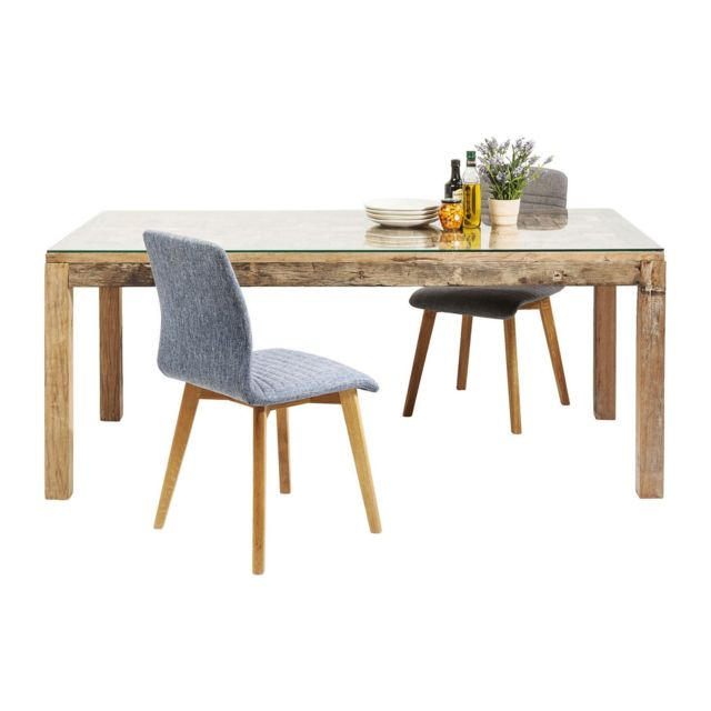 Karedesign Table en bois Memory 160x80cm Kare Design