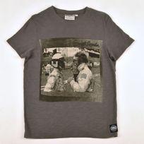 Gulf - T-shirt Talk gris pour homme taille Xxl