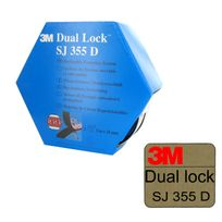 3M - Ruban adhésif acrylique Vhb Dual Lock Sj355D