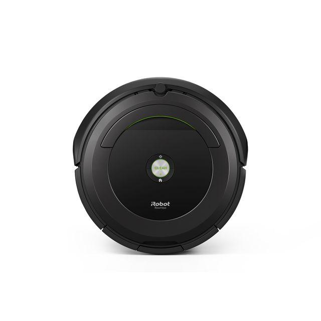 ROBOPOLIS Aspirateur robot Roomba 696