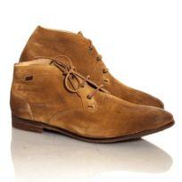Kost - Chaussures klou5 cognac
