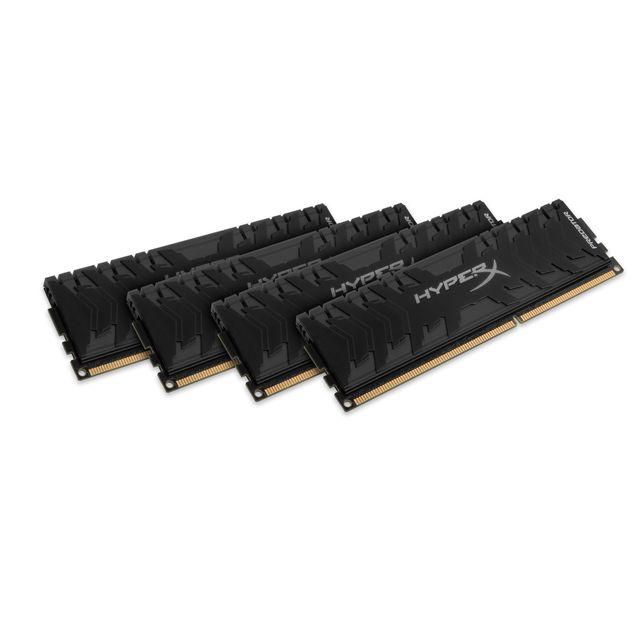 HYPERX Predator Black Series 32 Go 4 x 8 Go DDR3 2400 MHz Cas 11