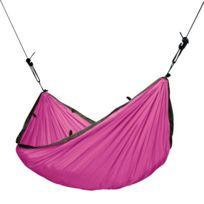 La Siesta - Hamac 2 personnes en toile de parachute