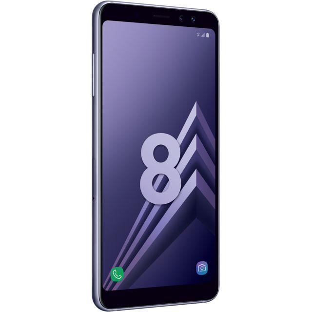 Samsung - Galaxy A8 - Orchidée