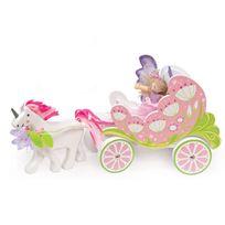 Le Toy Van - Carrosse & Licorne de Fairybelle