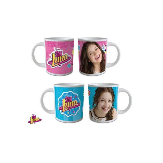 Soy Luna Lot de 2 mugs