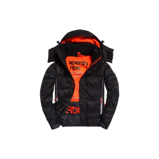 meilleures baskets 1a2ee 03a61 veste ski superdry
