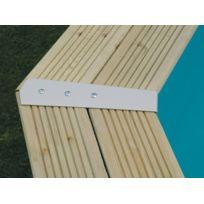 Piscine octogonale bois achat piscine octogonale bois for Piscine bois cordoue