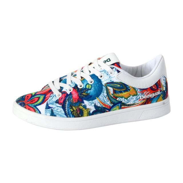 1000 Galactic Pas Court Shoes Bloom 17wkrw29 Desigual Basket qRY8pp
