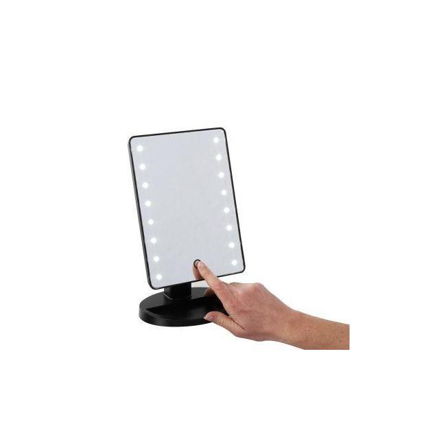 DOMOCLIP Miroir lumineux tactile DOS153