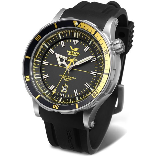 Vostok Europe Montre homme Anchar Submarine Nh35A5105143