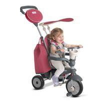 Smart trike - Tricycle tribenne voyage
