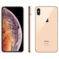 APPLE - iPhone XS Max - 64 Go - MT522ZD/A - Or