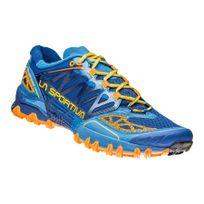 La Sportiva - Chaussures Bushido bleu jaune