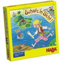 Haba - Jeux De Societe - Aventure Pirate