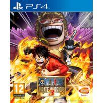 Namco Bandai - One Piece Pirate Warriors 3