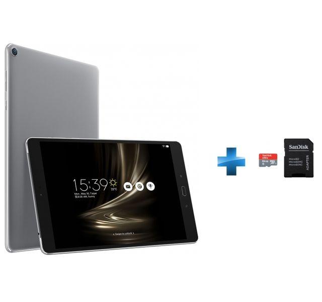 ASUS - ZenPad 3S 10 - 9,7'' - 64 Go - Gris