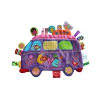 Label Label - Doudou étiquettes Holiday Love Bus