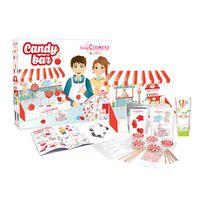 Scrapcooking - Coffret Jeu Candy Bar