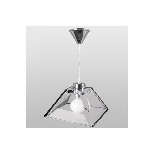 Jp Ryckaert Lustre Deco Pure Transparence 1 Lumiere