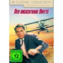 Warner Home Video - Dvd - Dvd Der Unsichtbare Dritte - Classic Collection IMPORT Allemand, IMPORT Dvd - Edition simple