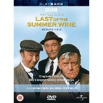 Playback - Last Of The Summer Wine - Series 1-2 - Complete IMPORT Coffret De 4 Dvd - Edition simple