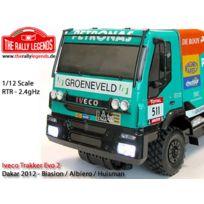 Rally Legends - Iveco Trakker Evo2 Dakar 2012 1/12e RTR Kit