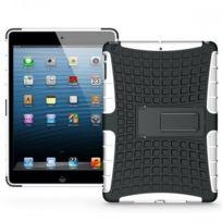 Crazy Kase - Coque iPad Air Anti-choc Noire et Blanche